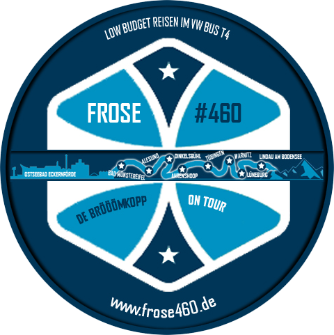 FROSE#460 – DE BRØMKOPP ON TOUR