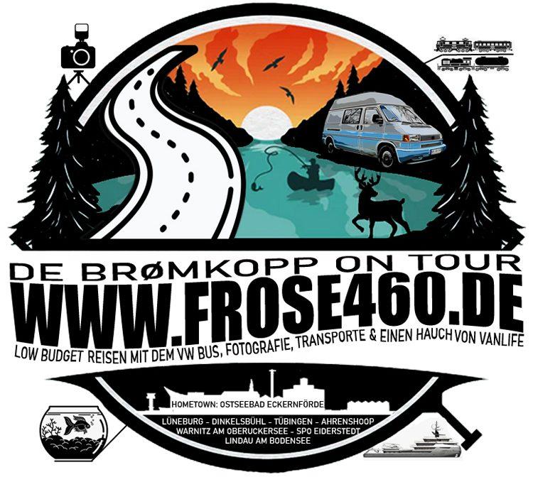 FROSE#460 – DE BRØMKOPP ON TOUR
